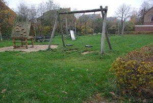 Speeltuin in Wageningen bij gastouder Jennifer